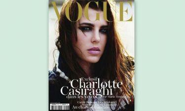 Charlotte Casiraghi: Η εντυπωσιακή της φωτογράφηση στην Vogue