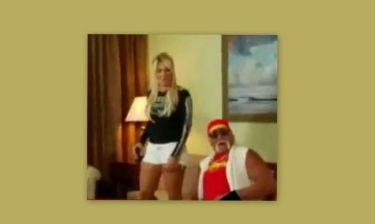 Video: Η άκομψη χειρονομία του Hulk Hogan