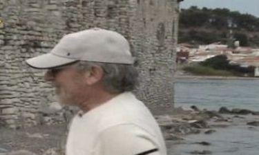 Video: Ο Steven Spielberg στη Ναύπακτο