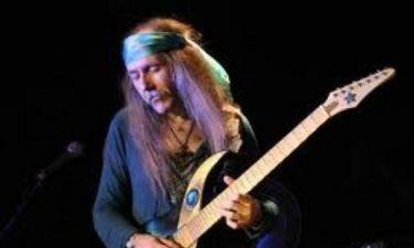 Ο κιθαρίστας των «Scorpions» στο Πήλιο