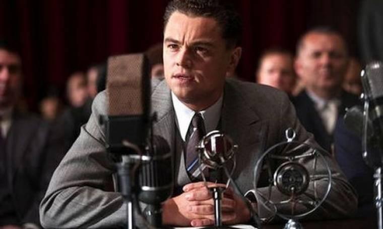 Οι πρώτες φωτογραφίες του Di Caprio ως Edgar Hoover