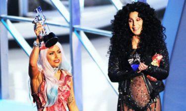 Η Cher συνεργάζεται με την Lady Gaga