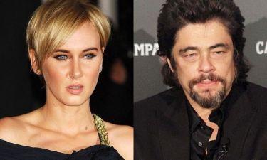 Ο Benicio Del Toro έγινε μπαμπάς