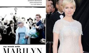 Το πρώτο πόστερ της ταινίας My Week With Marilyn