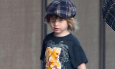 Ποιος μαύρισε το μάτι του γιου της Christina Aguilera;