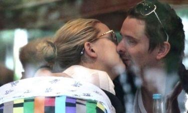 Ρομαντικές στιγμές στο Λονδίνο για την Kate Hudson