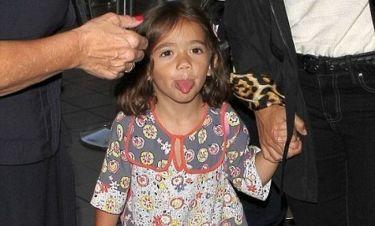 Κόρη ποιας διάσημης ηθοποιού του Χόλιγουντ είναι η μικρή;
