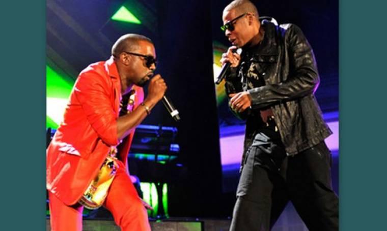 Jay Z και Kanye West στα αποψινά VMA's