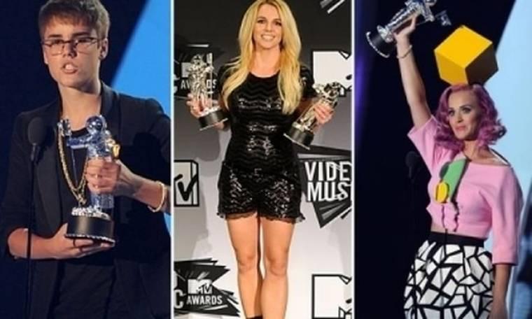 MTV Video Music Awards: Οι νικητές και το αφιέρωμα στην Amy Winehouse