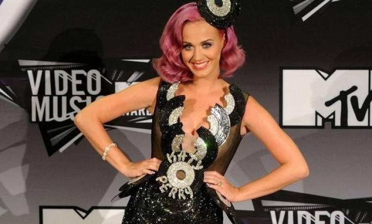 Katy Perry: Άλλαξε τέσσερις φορές ρούχα στα MTV Awards