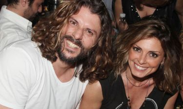 Νεκτάριος Νικολόπουλος: Το love story και ο γάμος με την Κατερίνα Λάσπα