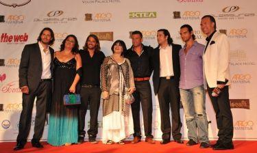 Λαμπερές παρουσίες στο Φεστιβάλ Κινηματογράφου