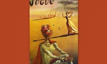 Όταν ο Salvador Dali συνάντησε τη Vogue
