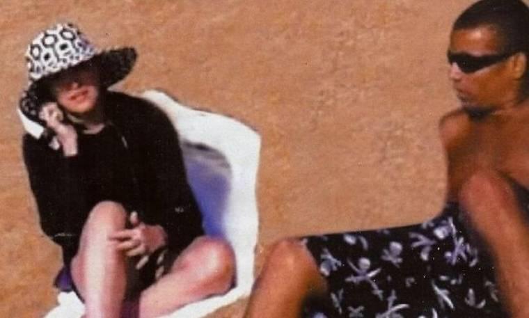 VIDEO: Η Madonna ερωτοτροπεί στη θάλασσα