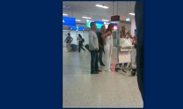 Άρης Σπηλιοτόπουλος: Μόλις επέστρεψε από τις διακοπές του στη Μύκονο