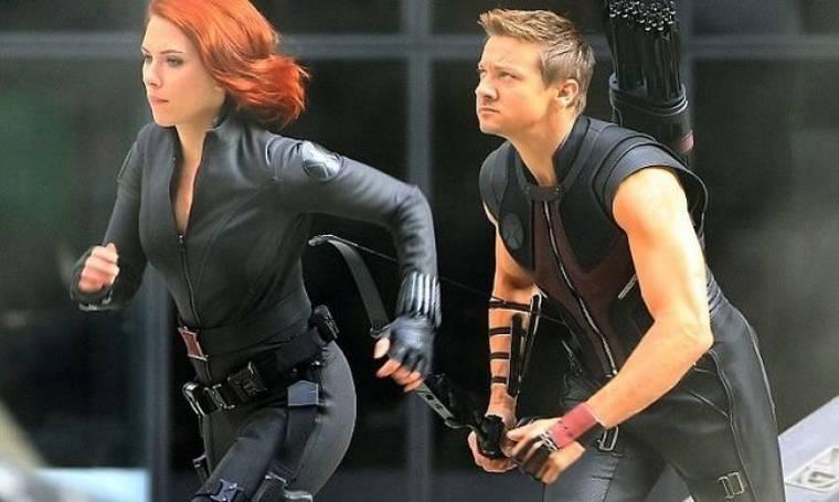 Οι Avengers… εν δράσει