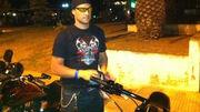 Απόστολος Γκλέτσος: Έφερε 200 Harley Davidson στη Στυλίδα