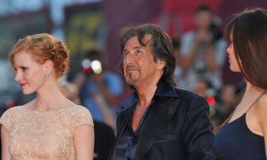 Ο Al Pacino στο Φεστιβάλ Βενετίας