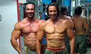 Στράτος Τζώρτζογλου: Τα κιλά που έχασε, το αλκοόλ και το bodybuilding! (φωτό)