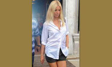 Gwyneth Paltrow: Βόλτες στη Βενετία