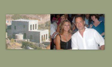 Το νέο σπίτι του Τομ Χανκς στην Πάτμο
