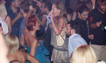 Ο ξέφρενος χορός  της Ελεονώρας Μελέτη (φωτό)