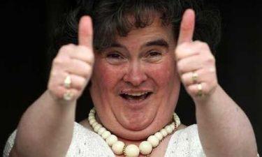 Susan Boyle: Η ζωή της γίνεται μιούζικαλ