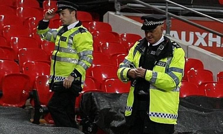 Νεκρός οπαδός στο Wembley!