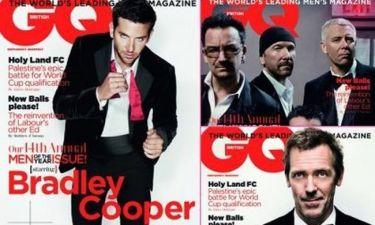 GQ Men Of The Year: Οι βραβεύσεις, τα εξώφυλλα και το πάρτι