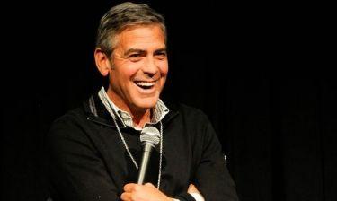 Ο George Clooney στο Βρετανικό Φεστιβάλ Κινηματογράφου