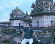 Ο Παναγιώτης Μπουγιούρης μας ξεναγεί στην Ινδία
