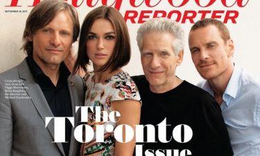 Hollywood Reporter: Αφιερωμένο στο Φεστιβάλ του Τορόντο