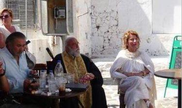 Όταν ο Λάκης Λαζόπουλος συνάντησε τον Ντέμη Ρούσσο!