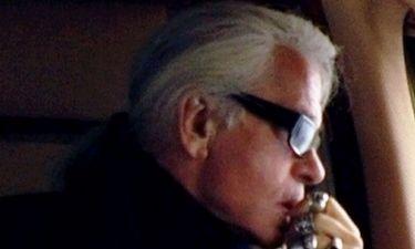 Karl Lagerfeld: «Λατρεύω τον Dominique Strauss-Kahn»