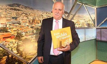 Video: Γιώργος Παπαδάκης: Μιλάει για το πρωινό του ΑΝΤ1