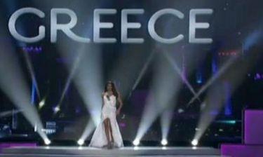 Video: Hλιάνα Παπαγεωργίου: Μιλάει για τον τελικό της Miss Universe
