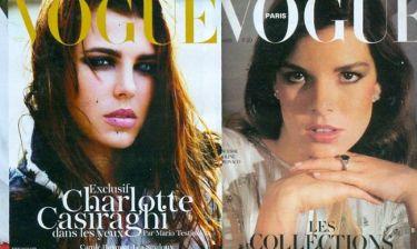 Μαμά και κόρη στο εξώφυλλο της Vogue με διαφορά 30 χρόνων