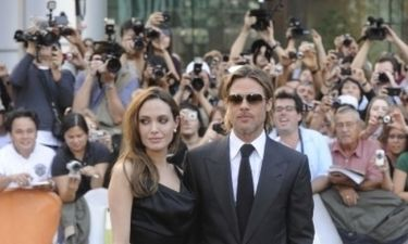 Brad Pitt: Με το Moneyball και την Angelina στο Φεστιβάλ του Τορόντο
