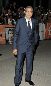 George Clooney: Με τη νέα του σύντροφο στο Τορόντο