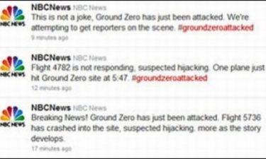 Χάκερς επιτέθηκαν στο Twitter του NBC