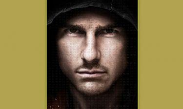 Tom Cruise: Το πρώτο πόστερ του Ghost Protocol