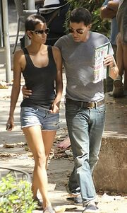 Halle Berry – Olivier Martinez: Ρομαντικό ταξίδι στην Ισπανία