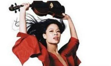 Η «βασίλισσα του βιολιού» Vanessa Mae στο Ηρώδειο!