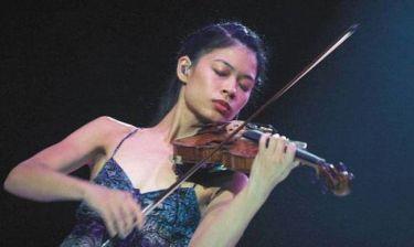 Vanessa Mae: Με ποιο τρόπο χαλαρώνει;