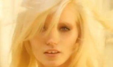 Η Abbey Lee Kershaw για την καμπάνια του Yellow Diamond του οίκου Versace