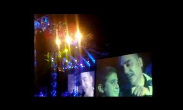 Δείτε τι έκανε ο Σφακιανάκης στη συναυλία του και δάκρυσαν οι θαυμαστές του