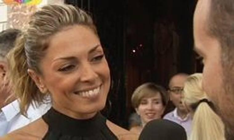 Video: Κατερίνα Λάσπα: «Διασκεδάζω με την αγωνία των τηλεστάρ»