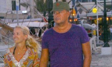 Μπεκατώρου-Αλεβιζόπουλος: Μίνι διακοπές στη Σάμο