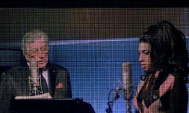 Video: Δείτε το ντουέτο της Amy Winehouse με τον Tony Bennet