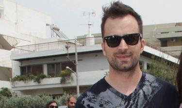 Γιώργος Λιανός:  Έχει σκεφτεί να φύγει στο εξωτερικό λόγω της οικονομικής κρίσης;